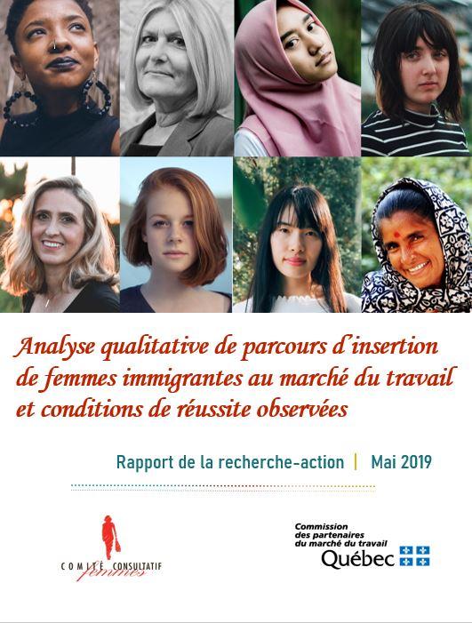 Étude Femmes immigrantes